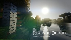 Realistic Default Resource Pack 1.9.2/1.9/1.8.9 (KimNanNan) Tags: game video 3d games online minecraft