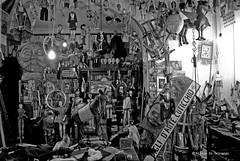 Bottega Cuticchio (Ettore Di Giovanni) Tags: bw photo nikon puppet sigma bn di 28 palermo laboratorio artigiano giovanni pupi siciliani 1550 storia bottega ettore artigianato cuticchio