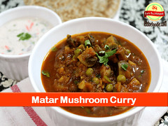 Matar_Mushroom (letsbefoodiee) Tags: cooking breakfast dinner recipe lunch indian puff desserts brunch sweets snacks recipes teatime momos khana maincourse mithai nashta eveneingsnacks