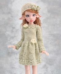 Demelza ~ (Maram Banu) Tags: pink doll soft bjd msd laryssa kayewiggs kazekids fairystyle marambanu