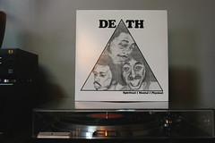 Death - Spiritual | Mental | Physical (ryankonko) Tags: rock metal death album vinyl albums record vinylrecords spiritualmentalphysical rsd16 recordstoreday