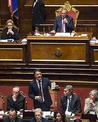 Renzi al Senato (Palazzochigi) Tags: renzi senato governioitaliano