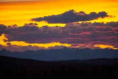 Dramatic Sky (stevenbulman44) Tags: sky cloud mountain calgary yellow canon landscape spring tripod filter alberta lee gitzo gnd