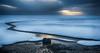 One Stone (Kristinn R.) Tags: winter sun ice water clouds iceland nikon rocks nikonphotography kristinnr d800e