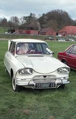 Citroën Ami 6 - analog (Cosimo Damiano Mancini) Tags: minoltax700 minoltamd50mm11 7 analog oldtimertreffenellringen oldtimer treffen minolta x700 citroën ami 6 citroënami6 ellringen 2016 oldtimertreffen worldcars