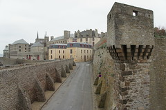 Saint Malo, France, March 2016
