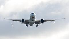 Air Canada 777-333(ER)/C-FNNQ (GeorgeChoy Photography) Tags: yvr 777 aircanada cyvr 77w 777333er cfnnq