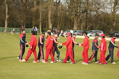 The Hills V Danish National Team April 23 2016