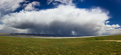 Soda Lake Overlook (max_LH_450) Tags: california ca lake storm landscape highway san central andreas hills fault soda plain 58 carizzo