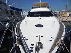 Azimut 62 (barbrixenelmar) Tags: yacht onsale motorboat cruiser crucero yate enventa azimut