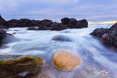 North Atlantic Ocean (Sotitia Om Photography) Tags: longexposure seascape sunrise canon unitedstates massachusetts newengland gloucester atlanticocean northatlantic canonusa sotitiaomphotography cambodianphotographers
