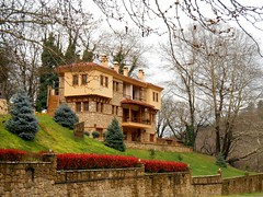 /Beautiful house somewhere in northern Greece (Ath76) Tags: house architecture europe mediterranean traditional greece macedonia grecia griechenland grece macedon grekland  macedoine