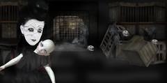 Home (brian_stoddart) Tags: dark weird surreal creepy