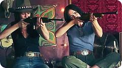 Manson Girls. (A Gun & A Girl.) Tags: girls muscles blood arms guns hotgirls sexygirls girlswithguns shootingguns gettingshot gunshotwounds hotguns girlsshootingguns girlsgettingshotwithaguns