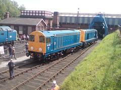 20096 (Rob390029) Tags: blue train track br diesel derbyshire hill transport rail loco class transportation rails locomotive 20 barrow locomotives bh locos 20096