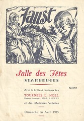 BARITONE RENE LITS: COLLECTION OF STAGE JEWELRY AN OPERATIC MEMORABILIA, FAUST, ARNOLD, RICHARD, FLORIAVAL, MATOUX, STAMBRUGES (Operabilia) Tags: opera faust gounod georgesvillier claudepperna goldenagememorabilia claudepascalperna renlits londubressy
