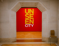 (DeepSane) Tags: london parr guildhallartgallery unseencity