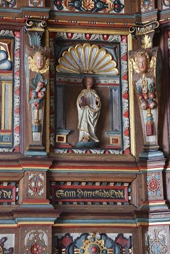 Vor Frue Kirke - Vordingborg 2015-11-08-130