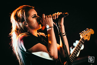 13-04-2015 // PVRIS at Trix Club // Shot by Jurriaan Hodzelmans