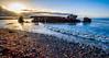 The Shipwreck (jimsheaffer) Tags: sunrise shipwreck bajacalifornia baja shipwrecks bajamexico bajasurfing nikonwideangle nikond750 bajamexicosurfing shipwrecksbajacalifornia shipwreckssurfing shipwreckssurfspot
