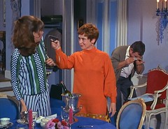 The not-so-friendly neighbour (Vicki12692) Tags: barbarafeldon getsmart tombosley aliceghostley