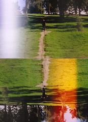 Yin Yang. Isaiah Gonz. 2013. (foureyede) Tags: color skateboarding minoltax700 35mmfilm fujifilm yinyang lincolnpark superiaxtra400 zayuh foureyede