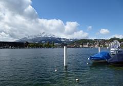 Luzern (Marlis1) Tags: lake switzerland luzern lucerne marlis1 panasonictz71