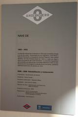 Museo Metro Madrid-Nave Motores (14) (pedro18011964) Tags: madrid metro terrestre museo historia exposicion transporte ral antiguedad