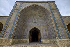 Entrance Door of Vakil Mosque (T   J ) Tags: iran fujifilm shiraz xt1 teeje fujinon1024mmf4