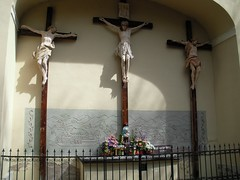 20111031Oberzeiring Kavarienberg (rerednaw_at) Tags: am kreuz steiermark christus kapelle kalvarienberg oberzeiring 12station