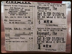 At the #Movies #TheRevenant () Tags: portrait man me apple movie greek phone action telephone yo cellphone cell ticket moi r mobilephone movies gps stavros ratedr ich movienight movieticket iphone fortunate fandango sanfranciscocenter prosperous cinemark actionmovie appleiphone  takenwithaniphone therevenant 010916   iphone6 iphonecapture backcamera iphone6capture