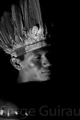 Xerente (guiraud_serge) Tags: tribes xingu amazonie tribus yawalapiti xerente parcduxingu parquedoxingu sergeguiraud sancedepeinturescorporelles