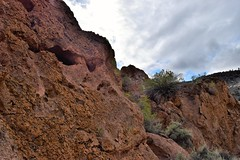 DSC_0634_1241 (Derek Shore) Tags: red sky mountain tree beautiful rock wow cool hill cave d330 nikond3300