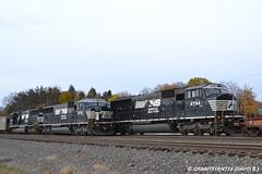 NS 6794 EMD SD60M (21Z) (Trucks, Buses, & Trains by granitefan713) Tags: train locomotive pitl freighttrain cresson emd sd60m coaltrain hoppertrain electromotive sd60i pittsburghline unittrain emdsd60m emdsd60 nspittsburghline emdsd60i