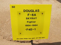 """Douglas F4D-1 (F-6A) Skyray 2 • <a style=""""font-size:0.8em;"""" href=""""http://www.flickr.com/photos/81723459@N04/23670771920/"""" target=""""_blank"""">View on Flickr</a>"""