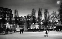 Paris, Jaurs, 2 (Patrick.Raymond (2M views)) Tags: paris nikon tmax argentique 75019 jaurs expressyourself