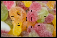 3/52 Out Of Focus. (Suggsy69) Tags: nikon focus colours blurred outoffocus sweets haribo viewfinder 352 52weekproject d5200 52weeksthe2016edition week32016 weekstartingfridayjanuary152016