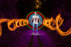 Hell is young (lightbrothersfotografia) Tags: fire firepainting