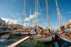 WELCOME TO ST. TROPEZ (RUSSIANTEXAN) Tags: blue sky france reflection water port photography riviera yacht sailor provence fr var sainttropez provencealpesctedazur anvar khodzhaev svetan