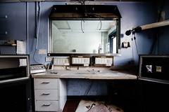 Control Center (forgottenbeautyphotography) Tags: history abandoned connecticut urbandecay ct prison urbanexploration jail correctionalfacility institutionalization