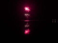 Ohnostroj- Hlunsk trkovna nov rok 2016-1020715 (renebocek) Tags: fireworks panasonic g6 rok ostrava oslava ohostroj hlun nov trkovna