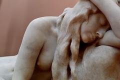 Canova (yleniamachine) Tags: roma art villa sculture museo canova borghese dettaglio