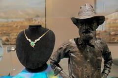 Charlie Nettleton (1862 - 1946) (Piedmont Fossil) Tags: statue museum necklace sydney australia jewelry collection national precious opal gem gemstone charlienettleton
