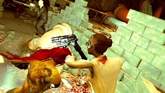 499 (Beth Amphetamines) Tags: wallpaper compound screenshot head awesome bald tshirt clip redhead doctor sniper violence agent ponytail extended handgun chambers 47 lizzy distant roslyn covenant hitman 10mm astoundingly fallout4