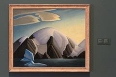 North Shore, Baffin Island II - Lawren S. Harris (Dawn Coyote) Tags: canada art 1936 painting gallery ottawa paintings nationalgallery national harris groupofseven baffinisland nationalgalleryofcanada lawren lawrensharris northshorebaffinislandii