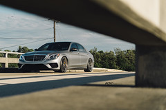 Mercedes S63 AMG ADV7R Track Spec CS Series (ADV1WHEELS) Tags: street wheels deep rims luxury spec forged polished matte concave stance gunmetal directional 22inch oem 2015 3piece 1piece adv1 forgedwheels deepconcave 22x95 22x11 advone advancedone mattegunmetal polishedmattegunmetal