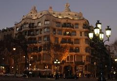 Casa Mil, Barcelona (yakovlev.alexey) Tags: spain barselona