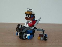 LEGO MIXELS TIKETZ JINKY MIX or MURP ? Instructions Lego 41556 Lego 41537 (Totobricks) Tags: make mix lego howto instructions build series7 klinkers jinky mcpd series5 murp mixels legomixels totobricks lego41537 tiketz lego41556