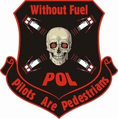 Got fuel?!? ;-) BINGO!!!!! (Roger Hele) Tags: patch airforce bingo pol jetfuel rnlaf