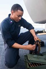 160203-N-EH218-014 (SurfaceWarriors) Tags: ocean usa pacific mob pacificocean cruiser underway deployment ussmobilebay cg53